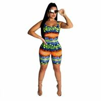 Floral Sexy Casual Pants Womens Overall Romper Clubwear Party Bodysuit Trousers