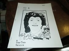 "Star Trek Fanzine "" Idic Log 5 """