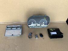 FORD FIESTA MK6 ST 150 2.0 ENGINE ECU SET + SPEEDO CLOCKS Pre Facelift