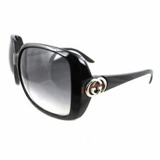 Gucci Plastic Frame Square Sunglasses for Women