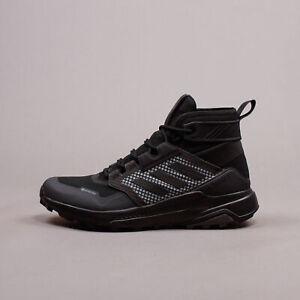 Adidas Outdoor Trailmaker Mid GTX Gore-Tex Black Boot New Men Hiking Rare FY2229
