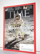 TIME Magazine July 2009 Moonstruck : 40th Annivesary of Apollo 11; Obama Care