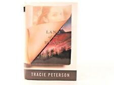 Like New! Land of My Heart (Heirs of Montana, Book 1): by Tracie Peterson (HC)