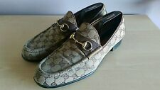 Gucci Canvas Loafers Casual Shoes for Men