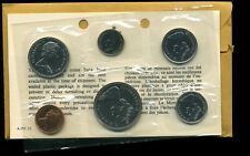 Canada 1971 Proof-Like Uncirculated Mint Set
