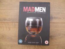 Mad Men box set- seasons 1-3 DVD
