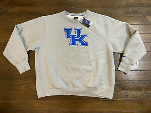 Nike Kentucky Wildcats Classic Look Embroidered Thick Sweatshirt Men's Large