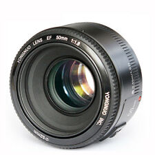 Yongnuo 50MM F/1.8 AF Lens for Canon 5D 70D 600D 550D 700D 1200D Camera