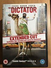Sacha Baron Cohen The Dictator ~2012 Comédie Coupe Longue GB DVD