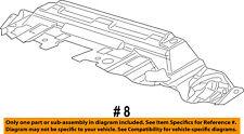 Ram CHRYSLER OEM 3500 Radiator Core Support-Headlamp Mounting Left 68222829AA