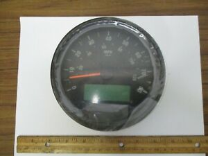 24V Neg Gnd *NOS* Datcom 97-6698-2 Fuel Gauge Model # 810 CU