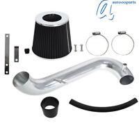 Air Intake System Kit Filter For 2001-2005 Honda Civic 1.7L 4CYL Black