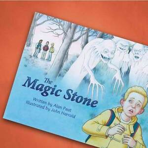 The Magic Stone by Alan Peat & John Harrold