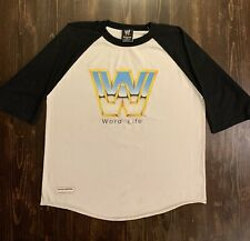 Vintage WWF WWE 2004 John Cena Official Word Life T-Shirt X-Large Great Cond!