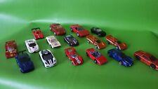 Hot Wheels Ferrari Supercars Bundle Lot 1/64 & 1/43 16 Cars