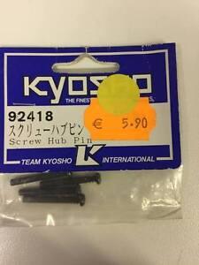 Kyosho 92418 Screw Hub Pin