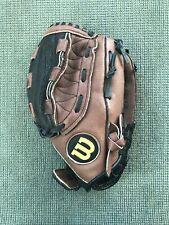 "Wilson Softball Baseball Glove Mitt 11.5"" A0450 Fp115 Youth Fast Pitch Rht"