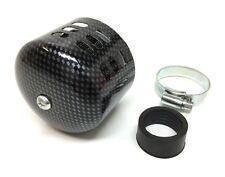 28 u. 35mm Sport Racing Luftfilter Powerfilter Tuning Vergaser für 50ccm Moped
