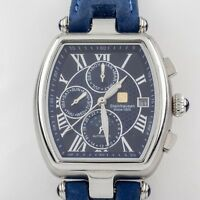 Steinhausen Stainless Steel Tonneau Automatic Chronograph Watch w/ Date