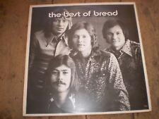 The Best of Bread Vinyle LP Album, 1970's Soft Rock, excellent état