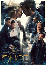 Once Upon A Time OUAT04 A3 POSTER ART PRINT BUY 2 GET 3RD FREE UK SELLER