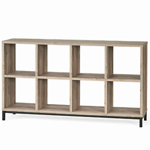 Better Homes & Gardens 8 Cube Storage with Metal Base, Multiple Finishes