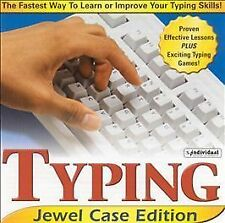 Typing: Jewel Case Edition  CD-ROM