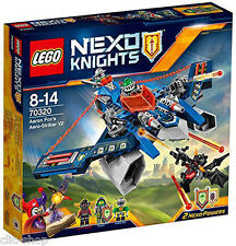 Lego Nexo Knights L'aerojet V2 Di Aaron - Lego 70320