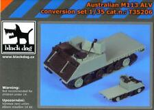 Blackdog Models 1/35 AUSTRALIAN M113 ALV Resin Conversion Kit
