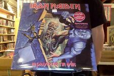 Iron Maiden No Prayer for the Dying LP sealed 180 gm vinyl RE reissue
