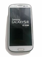 White Samsung Galaxy S III GT-I9300 16GB grade c working plus warranty
