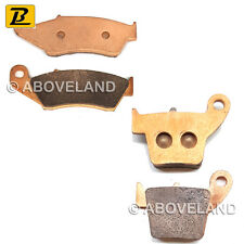 FRONT REAR Sintered Brake Pads HONDA CRF 250 2008-2011 2012 2013 2014 2015 2016