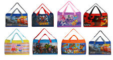 Kids Character Sport Gym Swim Travel Bag With Adjustable Straps