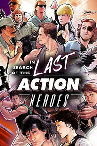 In Search of the Last Action Heroes - DVD - Free Shipping. - New
