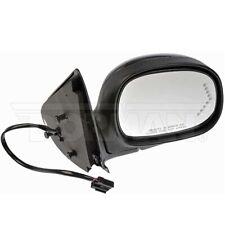 For Ford F150 Lobo 98-04 Black Passenger Right Power Door Mirror Dorman 955-672
