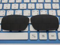 Replacement Black Polarized Lenses for-Oakley Crankshaft Sunglasses OO9239