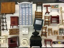 1/12th DOLLS HOUSE FURNITURE