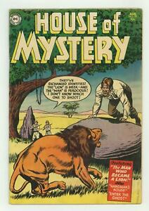 House of Mystery #29 VG 4.0 1954