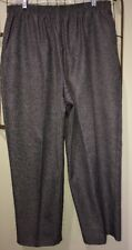 Briggs New York Gray Dress Pants Women's 18