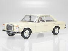 Mercedes W115 200 D /8 1968 beige diecast model car 124032 Whitebox 1:24