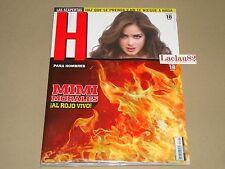 Mimi Morales #194 Revista H Para Hombres Mexican Complete Your Collection