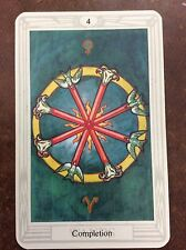 Aleister Crowley Thoth Tarot Small Deck Completion INDIVIDUAL CARD Magik