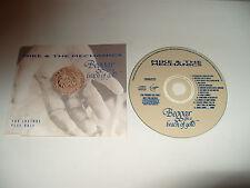 Mike & The Mechanics Beggar On A Beach Of Gold cd 13 tracks Promo cd 1995 Ex