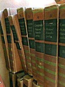 Compton Encyclopedia set