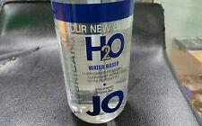 System-JO-H2O-Water-Based-Sex-Lubricant,  480ml, 16fl Oz  FREE SHIPPING