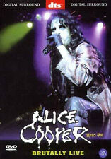 ALICE COOPER - Brutally Live (2000) DVD *NEW dts