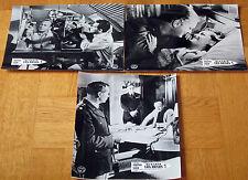WERNHER VON BRAUN (3 Kinoaushangfotos '60) - CURD JÜRGENS