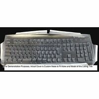 Custom made Keyboard Cover HP KB0316-638E704 Protection Keyoard not Included