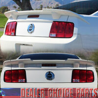 2005 2006 2007 2008 2009 Ford Mustang 3pc RSH Style Spoiler Wing UNPAINTED