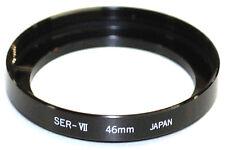 Soligor Japan Serie 7 / Serie VII Adapterring 46mm für Filter Vorsatz (NEU/OVP)